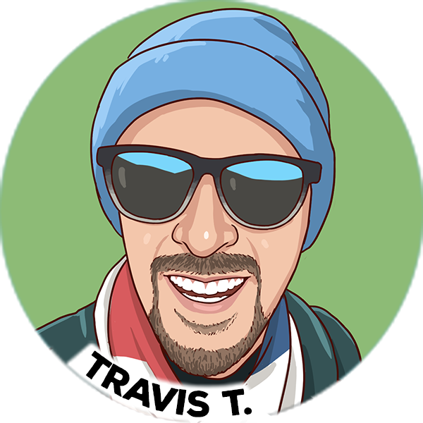 Travis Sticker!